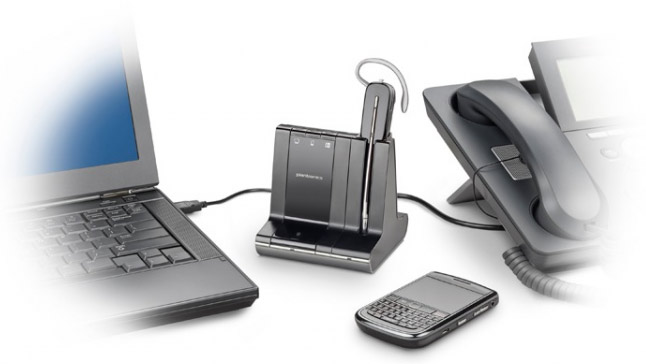 Plantronics W740 Savi Office Wireless Headset