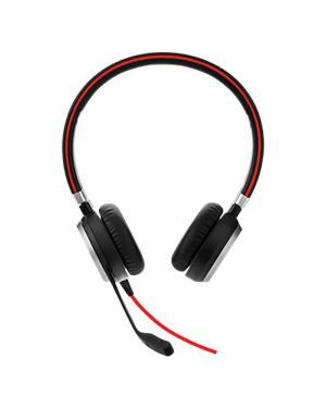 Jabra EVOLVE 40 Stereo HS Headset (14401-10)