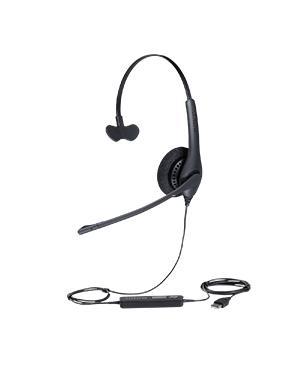 Jabra BIZ 1500 USB Mono Headset (1553-0153)