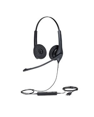 Jabra BIZ 1500 USB Duo Headset (1559-0153)