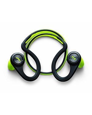 Plantronics Green BackBeat FIT Bluetooth Earbuds (200460-09)
