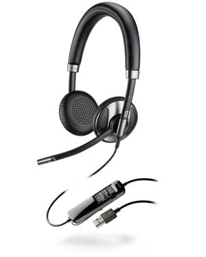 Plantronics Blackwire C725-SFB/Lync Binaural NC Headset