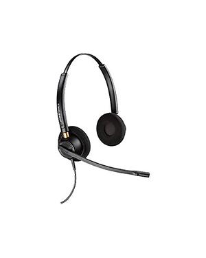Plantronics EncorePro HW520D Stereo Digital Headset 6-pin QD