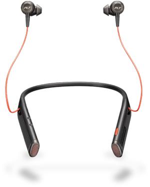 Plantronics Voyager B6200 UC BT Headset Black WW