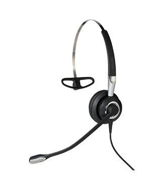 Jabra BIZ 2400 II Mono QD 3-in-1 Headset (Mic. 82 NC, WB, Balance)