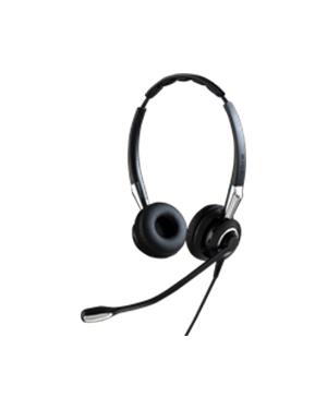 Jabra BIZ 2400 II Duo USB Headset (Mic. 82 NC, BT, UC)