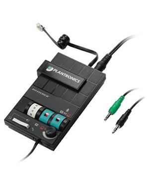 Plantronics Headset Switcher Multimedia Amp 240V