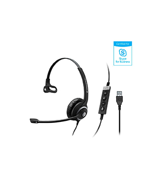 Sennheiser SC 230 USB MS II Wired Headset (506482)