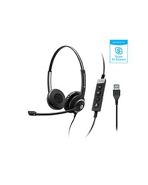 Sennheiser SC 260 USB MS II Wired Headset (506483)