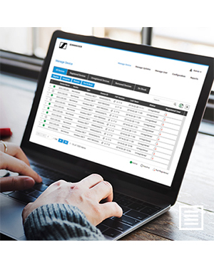 Sennheiser HeadSetup Pro Manager (Software License 1-200)