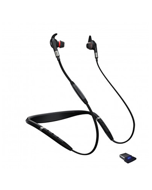 Jabra EVOLVE 75e & Link 370, MS Headset (7099-823-309)