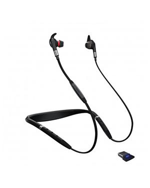 Jabra EVOLVE 75e & Link 370, UC Headset (7099-823-409)