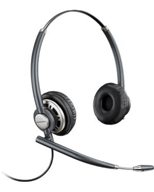 Plantronics EncorePro HW720D Stereo Digital Headset 6-pin QD