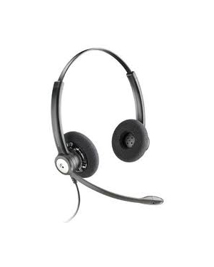 Plantronics Entera Wideband Stereo Noise-cancelling Headset
