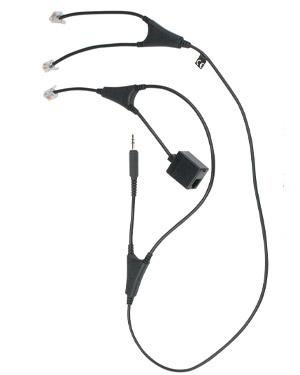 Jabra LINK EHS for Alcatel MSH Adapter for GO PRO (14201-36)