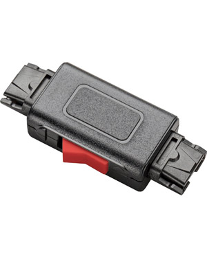 Plantronics Mute Switch QD Connector H-Series Headsets (27708-01)
