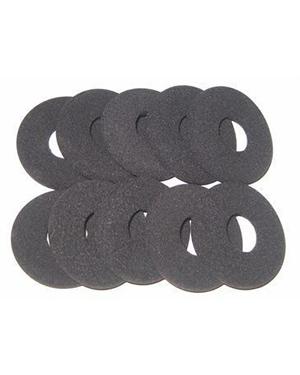 Jabra 10-pack Headset foam ear cushions (14101-04)