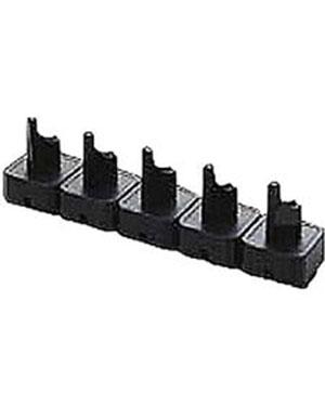 Jabra 5 Unit Headset charger Docking unit and power supply (14207-13)