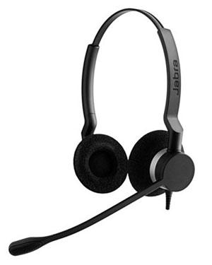 Jabra BIZ 2300 Duo USB MS Headset (2399-823-109)