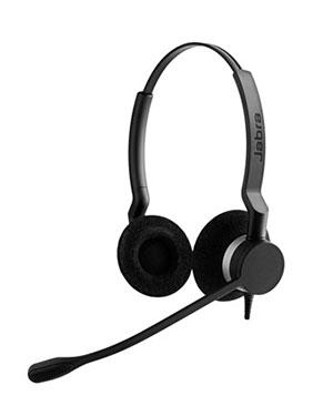 Jabra BIZ 2300 Duo USB UC Headset (2399-829-109)