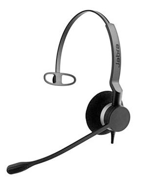 Jabra BIZ 2300 Mono USB MS Headset (2393-823-109)