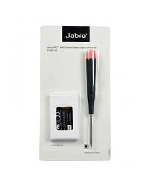 Jabra PRO 9400 Headset Battery Kit (14192-00)