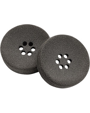 Plantronics Supersoft Ear Cushions for Encore and Supra Headsets (61871-01)