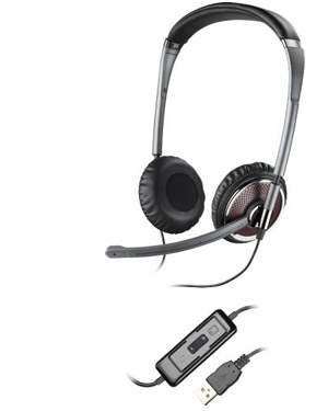 Plantronics Blackwire C420 Duo USB (82632-01)