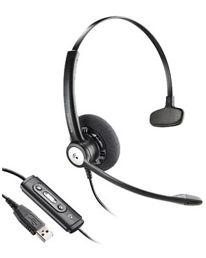 Plantronics Blackwire C620 Duo USB (81965-41)
