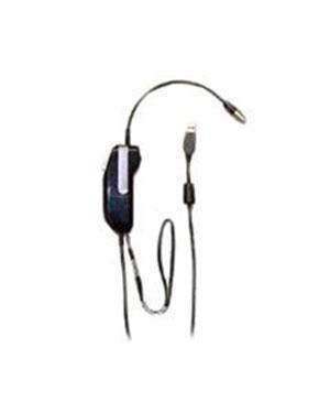 Plantronics SHS2355-01 USB PTT - Corded w/QD (92355-01)
