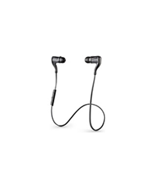 Plantronics BackBeat GO 2 (Black) Wireless Earbuds (88600-09)