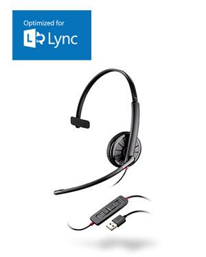 Plantronics Blackwire C315-M Mono USB PC Headset (200264-01)