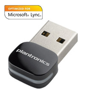 Plantronics BT300-M Bluetooth MOC/Lync USB Adaptor (85117-02)