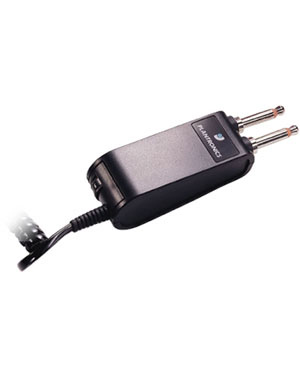 Plantronics Plug Prong Amp 10 inch Coil Cord Headset Amplifier (29362-19)