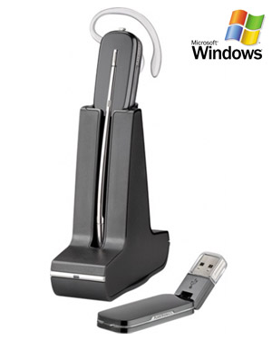 Plantronics Savi W440 DECT USB Wireless MS (83372-02)