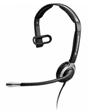 Sennheiser CC515 Over the Head Monaural Headset Ultra NC (500215)