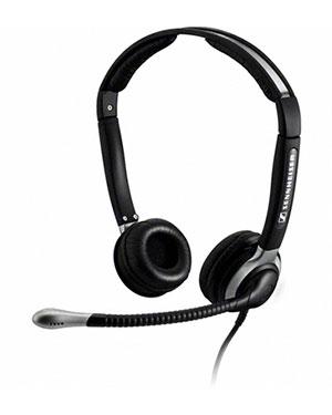 Sennheiser CC520 IP Over the Head Binaural Wideband Headset (504016)