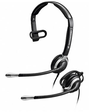 Sennheiser CC530 2 in 1 Monaural Headset Ultra NC (05359)