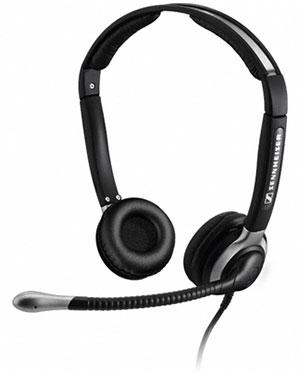 Sennheiser CC540 Over the Head Binaural Headset (05360)