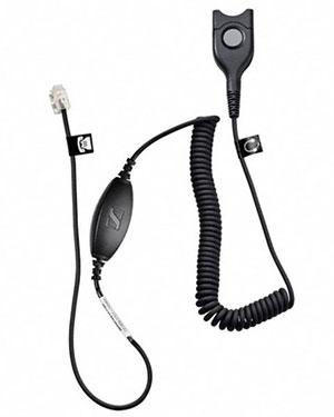 Sennheiser CEUL 32 EU Limiter inline Adapter ED - RJ11 (504187)