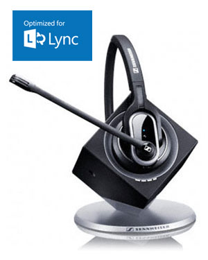 Sennheiser DW 20 AUS USB ML DECT Mono Wireless Headset (504473)