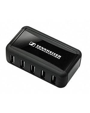 Sennheiser Multi USB Power Distributor 7 Headsets via CH 10 (504348)