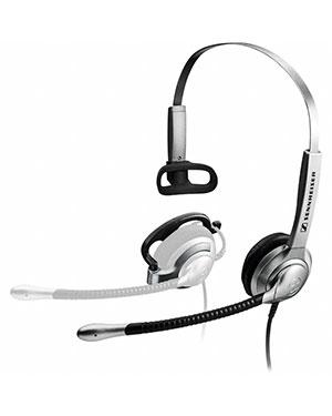 Sennheiser SH335 2 in 1 Ear Clip Monaural Headset NC (500631)