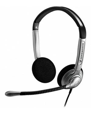 Sennheiser SH350 Over the Head Binaural Headset (05356)
