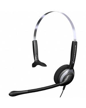 Sennheiser SH 230 Narrowband OTH Monaural Headset NO NC (500222)