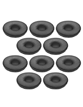 Jabra BIZ 2400 II Leatherette Ear Cushions Large 10pcs (14101-49)