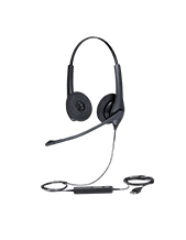 Jabra BIZ 1500 USB Duo Headset (1559-0153)