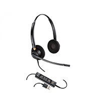 Plantronics EncorePro HW525 Stereo Hardwired USB Headset