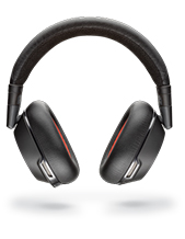 Plantronics Voyager 8200 UC BT Headset, B8200 Black