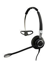 Jabra BIZ 2400 II Mono QD Headset (3-in-1 Mic. 72 UNC) (2406-720-209)
